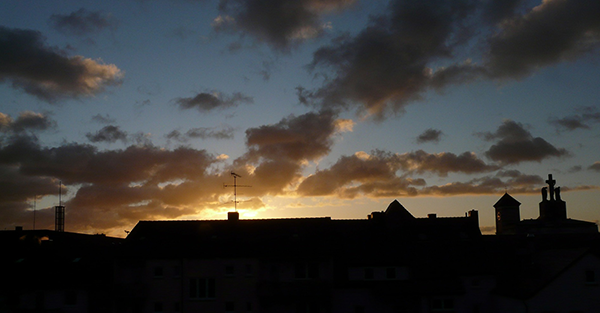 RoofSunset