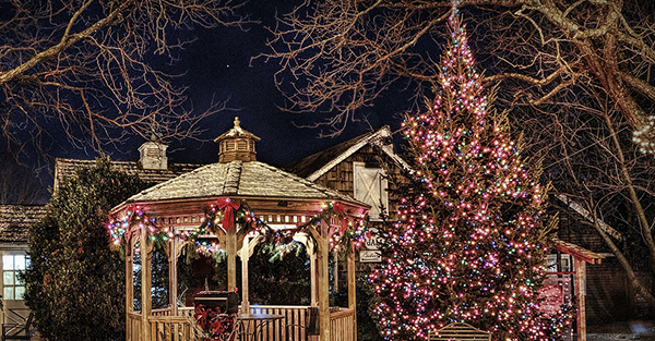 How To Properly Hang Christmas Lights In 5 Easy Steps