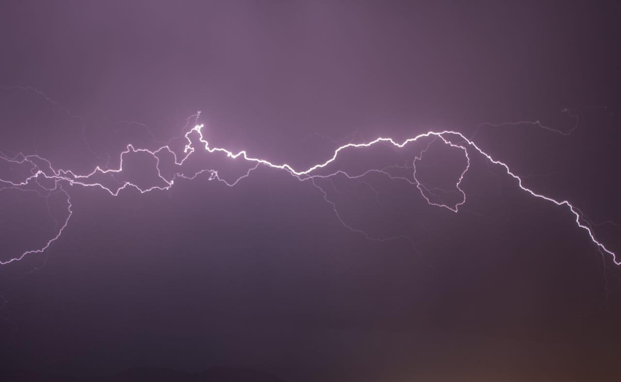 lightning-purple-sky