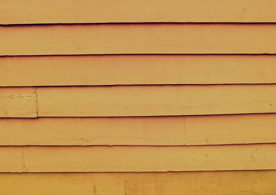 yellow-siding