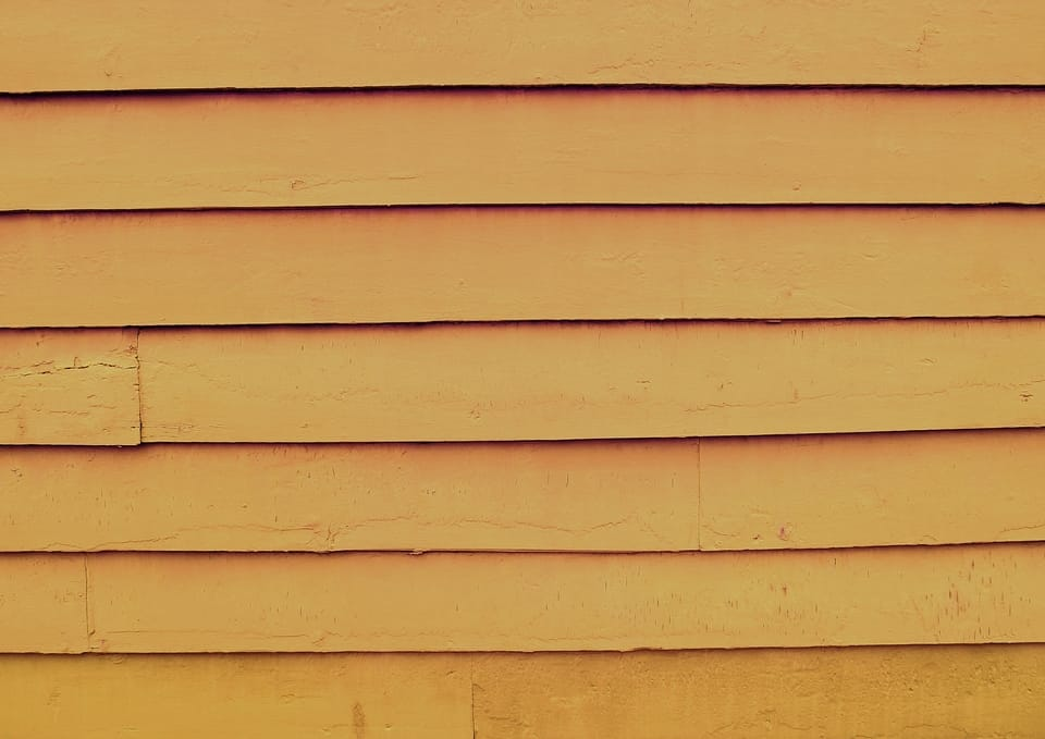 yellow-siding